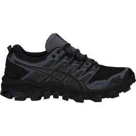asics W's Gel-FujiTrabuco 7 G-TX Shoes Black/Dark Grey